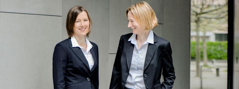 Martina Ludwig und Christina Häring Personalberatung